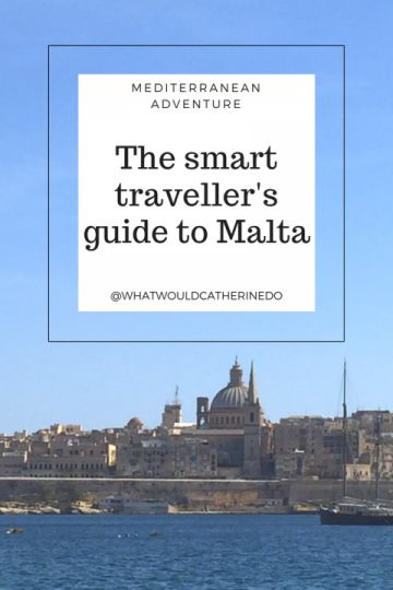 It is peak season for travel to Malta this time of the year. The sun is shining bright, the streets are busy, and the capital, Valletta, is buzzing
