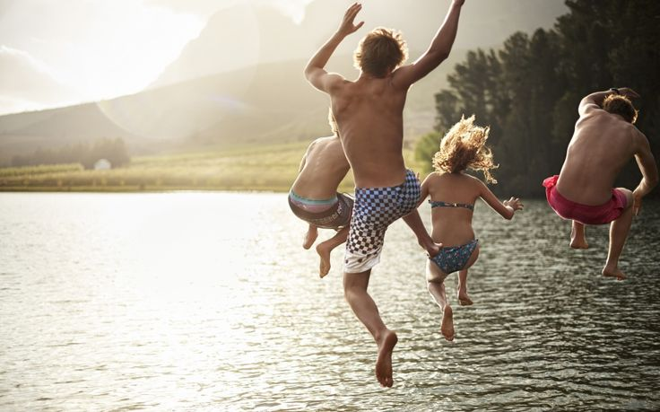 Turn summer #travel with #kids from stressful to fun-filled with these easy tips. #Drakensberg