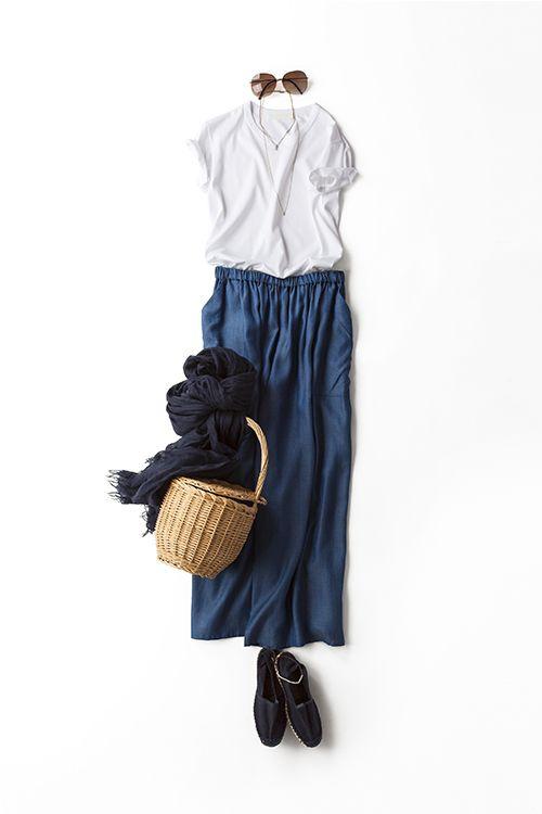 Kyoko Kikuchi's Closet | のんびりしたい週末は。。。