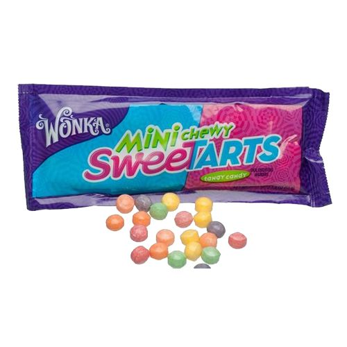 Mini Chewy SweeTARTS Tangy Candy - 1.8-oz. Pouch