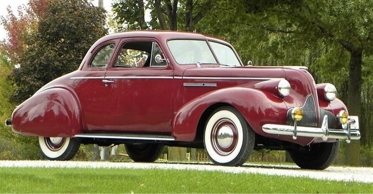 1939 Buick 46 S Sport Coupe                                                                                                                                                                                 More