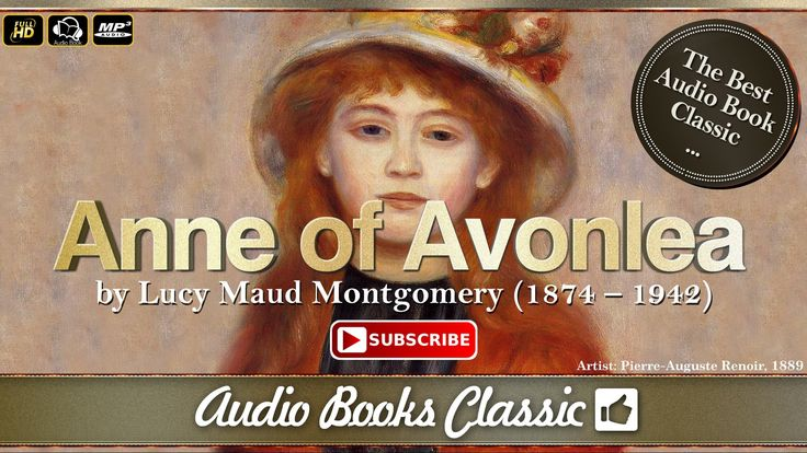 """Audiobook: Anne Of Avonlea by Lucy Maud Montgomery The second story in the ever-popular """"Anne of Green Gables"""" series. Now Anne is half past sixteen and she'..."""