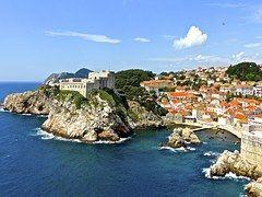 Dubrovnik, Costa