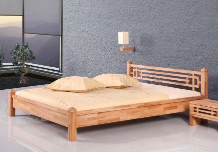 Bett Thale Kernbuche - Massivholzbetten - Betten - SCHLAFZIMMER | Möbel-Sensation.de