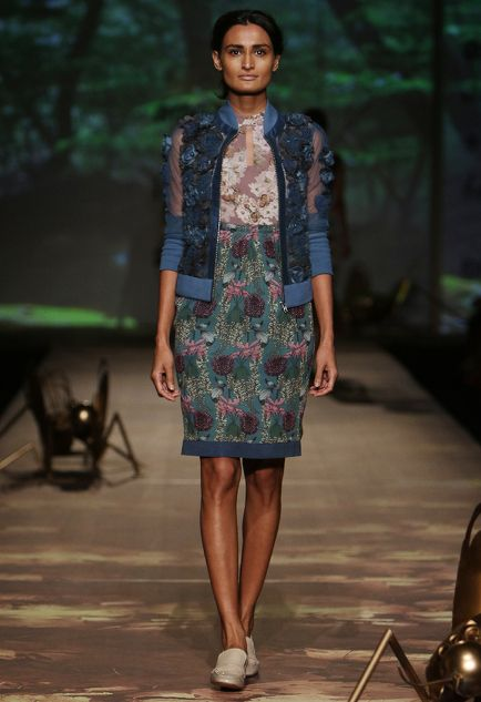 Latest Collection of Dresses by Varun Bahl