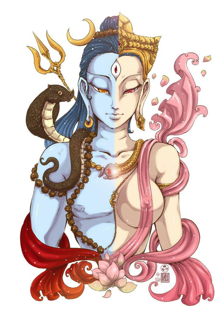 Veerabhadra avatar of lord Shiva.