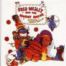 Fred Wesley (geb. 1943): A Blow For Me, A Toot T, CD