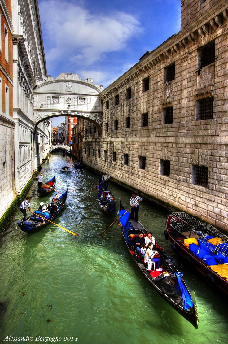 Bridge of Sighs (Venice) / by Alessandro Borgogno