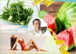 Καλοκαιρινή Δίαιτα Orac από τον Δημήτρη Γρηγοράκη: Χάσε κιλά και το λίπος από την κοιλιά!