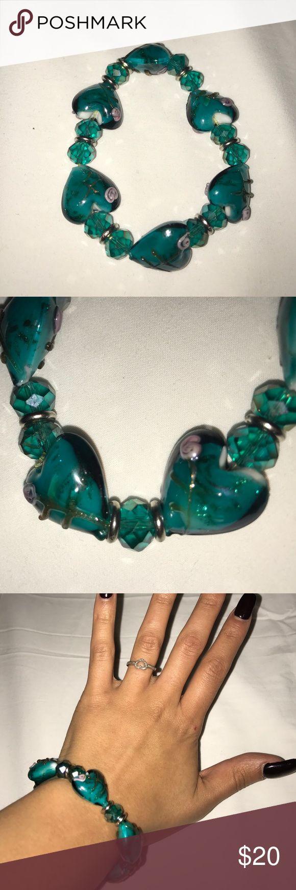 Aqua Filipino handmade bracelet A handmade Filipino bracelet meaning of love Handmade  Accessories