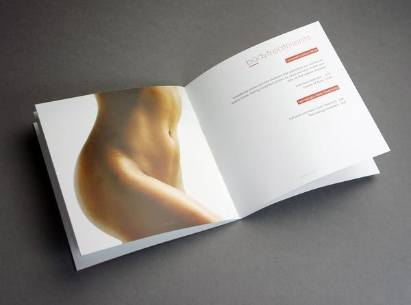 9 best spa brochures inspiration images on Pinterest Brochures - spa brochure
