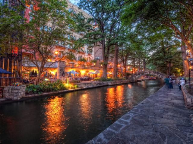 San Antonio Texas Sunset Wallpaper Hd City 4k Wallpapers Images Photos And Background San Antonio River Sunset Wallpaper San Antonio Riverwalk