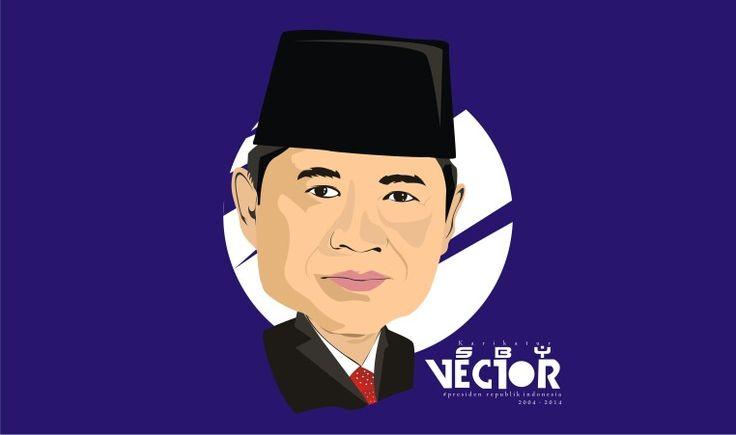 Karikatur presiden SBY