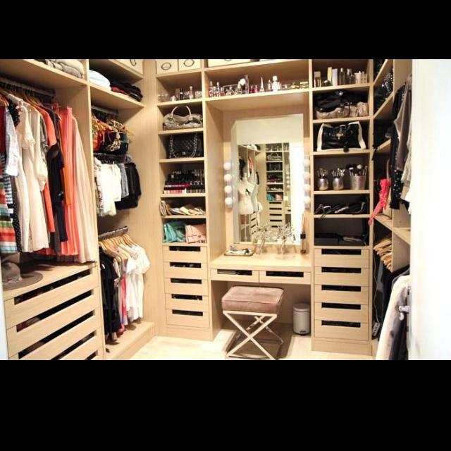 The Coolest Closet Ever!