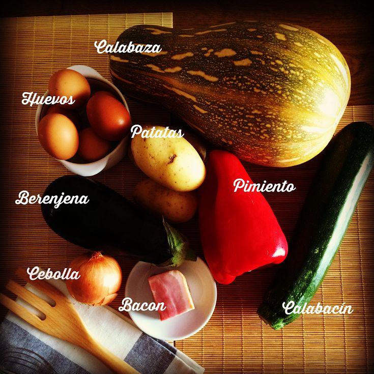 tortilla-calabaza-ingredientes