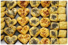 Brynzové slané pečivo | Meg v kuchyni
