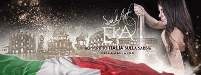 Ho scritto Italia con la sabbia - Eka Erica Abelardo al Teatro Delfino