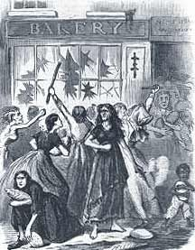 best mehap women s rights images french  this is a picture of the b riots during the french revolution when the rations of