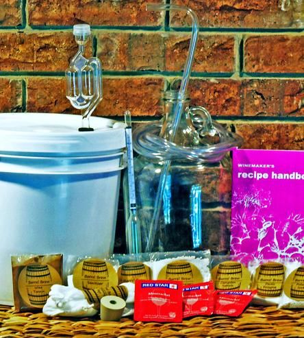 Wine Making Kit | This one gallon wine making kit is for all the winos and DIY e... | Wine Making