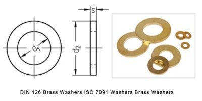 DIN 126 Brass Washers ISO 7091 Washers Brass Washers #DIN126BrassWashers  #ISO7091Washers  #BrassWashers We are a leading manufacturers suppliers of #BrassWashers  #Copperwashers  #BrassFlatWashers #pressedwashers  from #jamnagar #india.  Our range of #DIN126BrassWashers ISO 7091 Brass Washers Brass Flat washers Punched washers, ISO, Brass plain washers, Sheet Metal washers, is exported to #26 #countries.