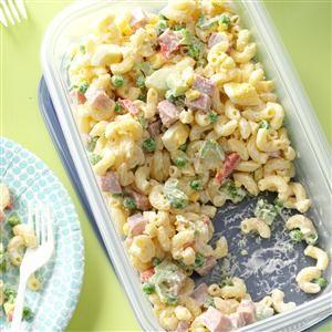 Easy Macaroni Salad   – Salad recipes