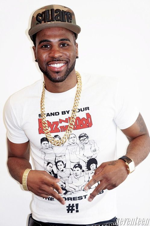 Jason Derulo. There is not one single imperfection about him. <3