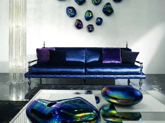 Luxury Sofa From Visionnaire By Ipe Cavalli