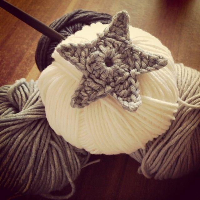 Häkeln Sternendecke Sonstiges Pinterest Crochet Knitting