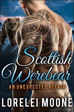"Cover art for ""Scottish Werebear by Lorelai Moone"""