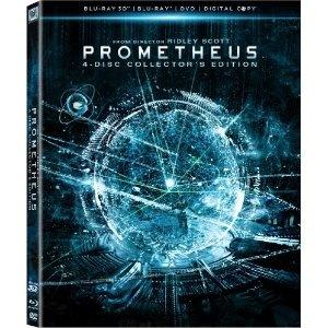 Amazon.com: Prometheus (Blu-ray 3D/ Blu-ray/ DVD/ Digital Copy): Noomi Rapace, Michael Fassbender, Charlize Theron, Idris Elba, Ridley Scott: Movies