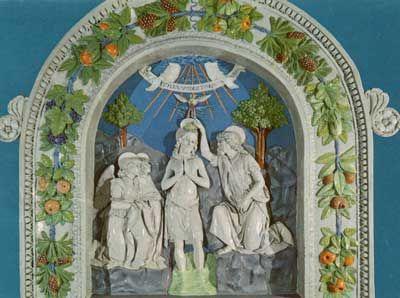 Battesimo di Andrea della Robbia
