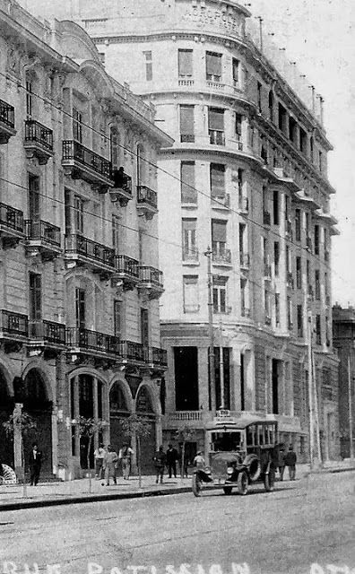 1930, Το Acropole Palace επί της Πατησίων.