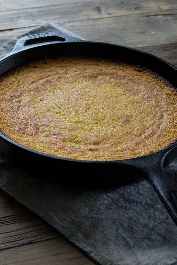 Old Fashioned Gluten Free Cornbread - Thumbs up, worked great in square pan cooked 30 minutes.