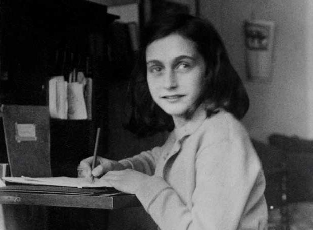 Άννα Φρανκ (1929 – 1945)