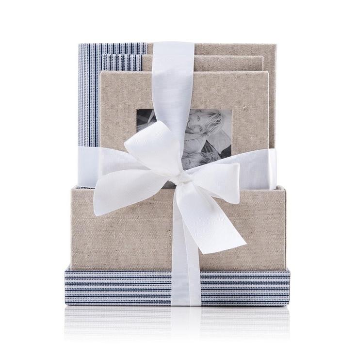 Urban Trends Memory Box Set - Blue $29.99
