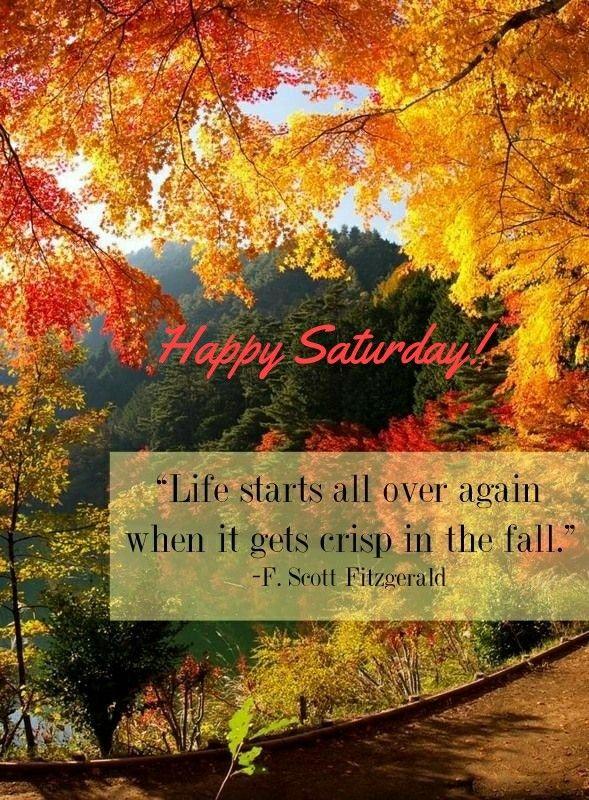 Bildergebnis für Happy Saturday children in Fall