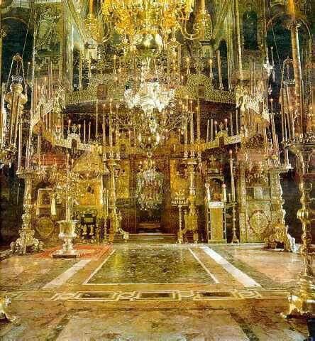 Vatopedi Monastary, Mt. Athos 10th century