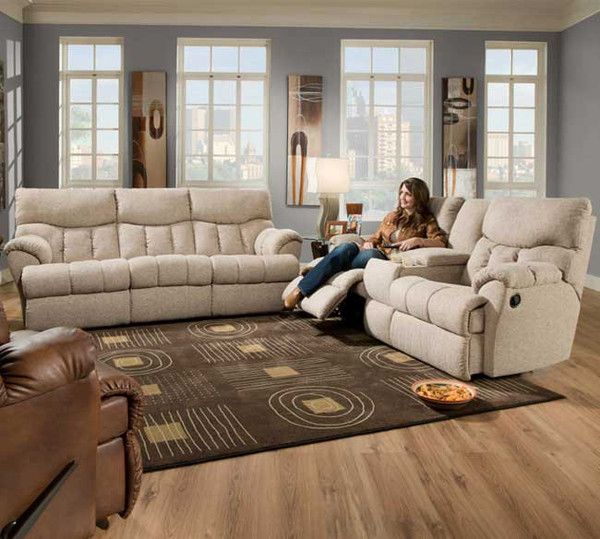 Amish Living Room Reclining Sofa Showroom Near Butler Pa
