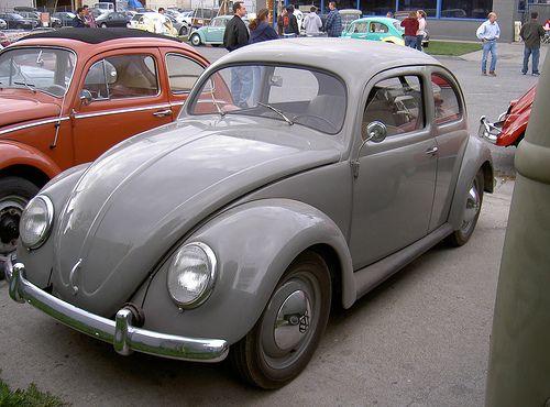 1950 VW Bug US-Standard model split window | Volks Authority… | Flickr