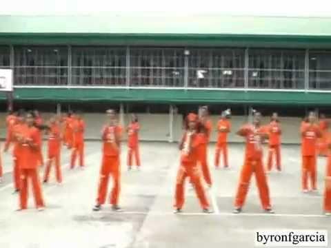 ハレ晴レユカイ フィリピンの刑務所で踊ってみた