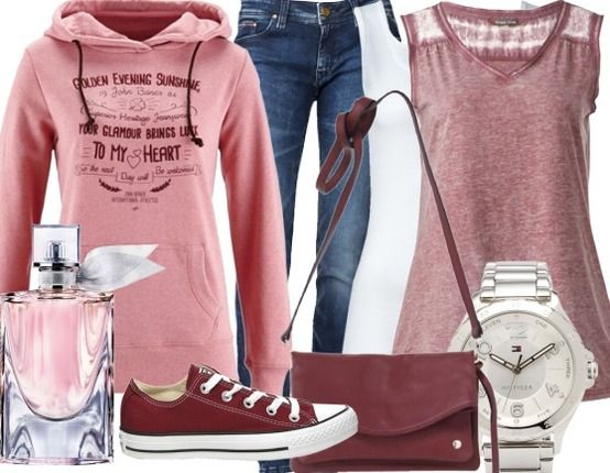 Luck to my heart - Sportieve Outfits - stylefruits.nl