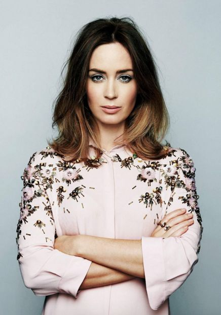 Emily Blunt on her leading role in Sicario