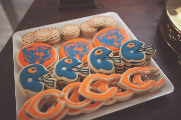 68 Best Super Bowl Cakes Cookies Cupcakes Amp Cake Pops