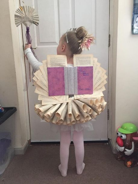 Book Fairy sent by Louise Rogers, for World Book Day 2015.                                                                                                                                                                                 More
