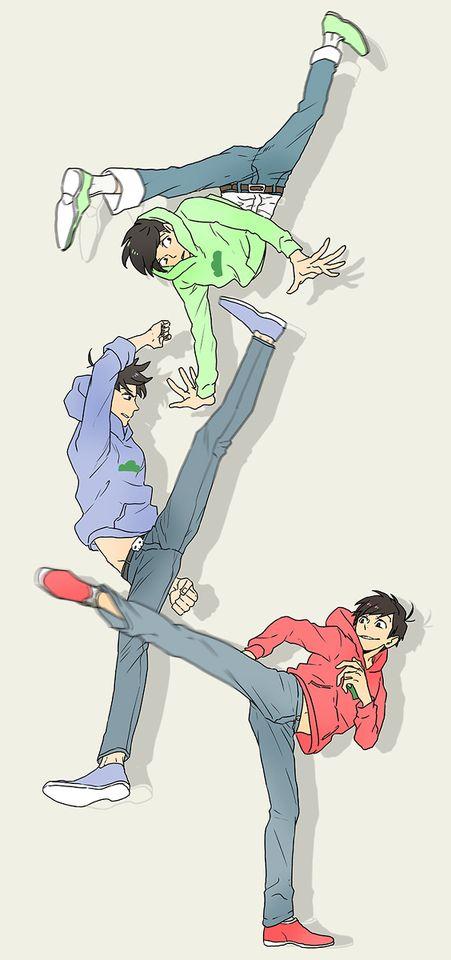 「おそ松さんログ」/「しょうゆ」の漫画 [pixiv]
