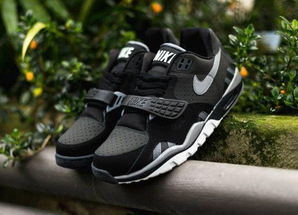 Nike Fashion  Mode Air Trainer Sc 2 Taille 43 Noir