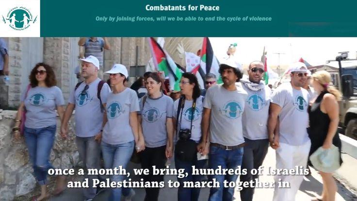 Help Combatants for Peace Grow!-cfpeace.org