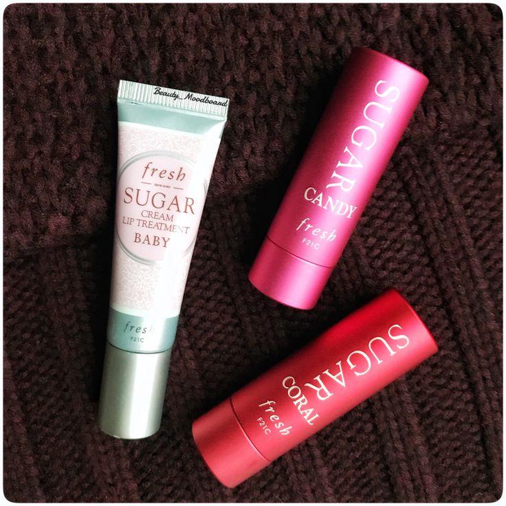 Fresh Beauty Lip Sugar Candy ~ Coral & Lip Sugar Baby