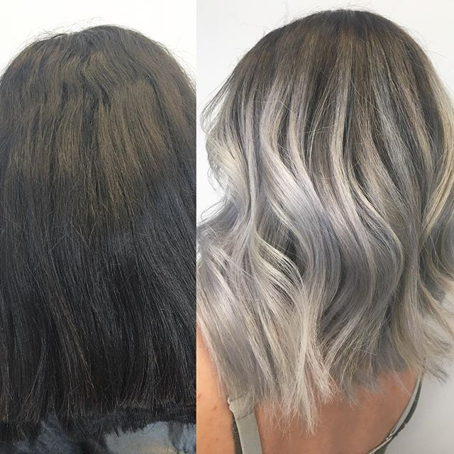 From a level 3 to this stunning silver... It was my first time trying…