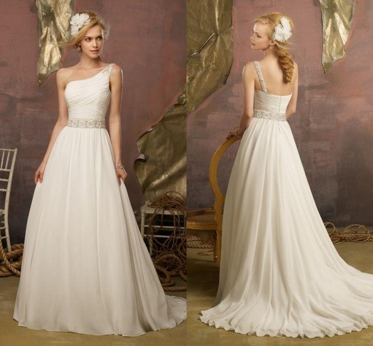 Rushed-New-Vestido-Longo-Custom-Made-One-Shoulder-Beaded-Prom-Gowns-Chiffon-font-b-Long-